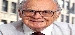 Prema Sagar on Harold Burson@96: Harold has been and is our Idol