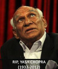 Deepa Gahlot: Yash Chopra – good, gracious and warm! « MxMIndia