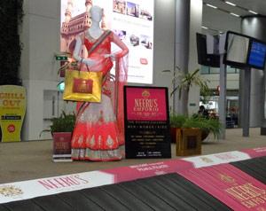 Laqshya integrates Neeru's Emporio glamour to Hyderabad