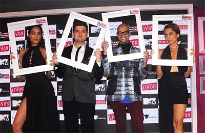 MTV & Bulldog Media launch second season of 'India's Next