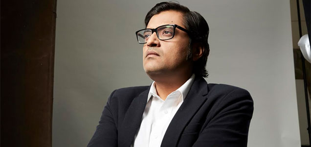Arnab Goswami was a reporter with News Telegraph in Kolkata, India before joining NDTV in 1995. He is now the co-founder of Republic TV. (mxmindia.com)