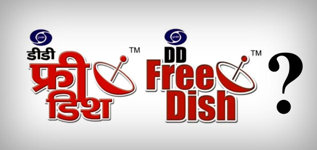To be or not to be… on DD Free Dish « MxMIndia