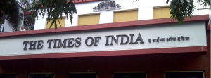 Times of India office