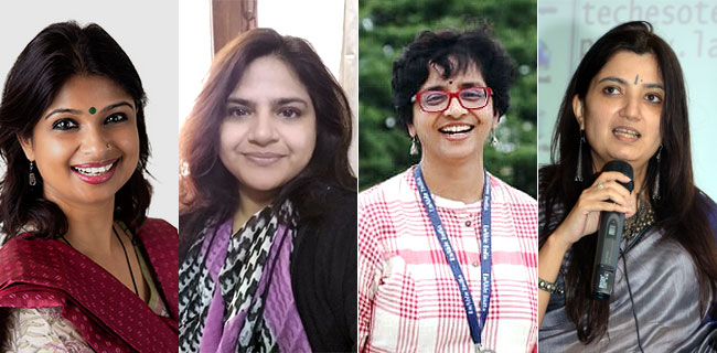 Four women who are breaking barriers in the disability space: Richa Bansal, Shalini Khanna, Shanti Raghavan and Shilpi Kapoor