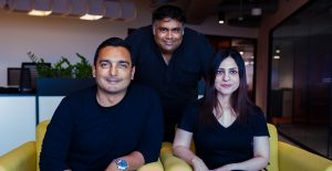 Sukesh Nayak, Harshad Rajadhyaksha, Kainaz Karmakar, Chief Creative Officers, Ogilvy India